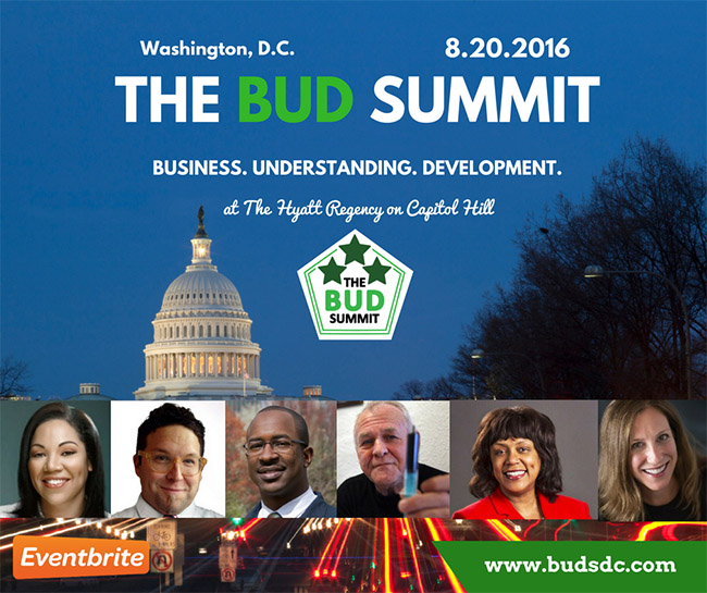 The BUD Summit is taking place on Saturday, August 20