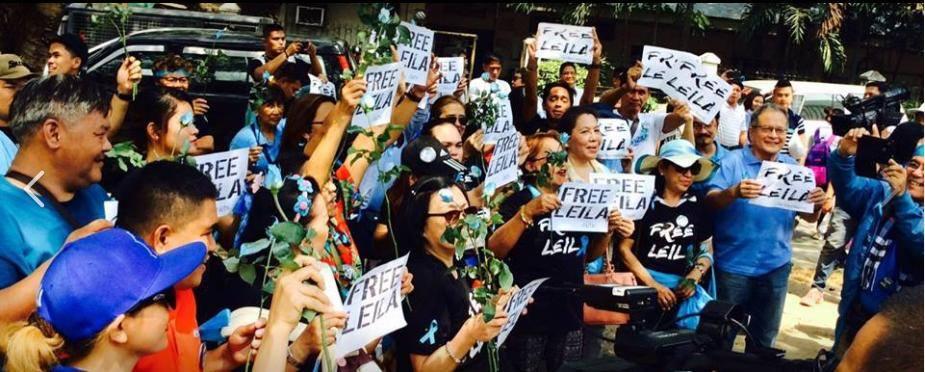 Philippines Stop the Drug War Killings! Free Senator de Lima!
