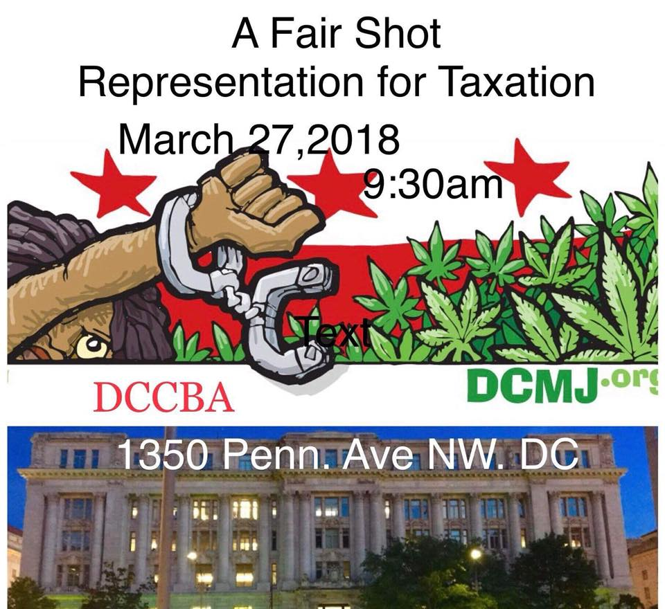 Join us on Tuesday, March 27 for A Fair Shot - Representation for Taxation