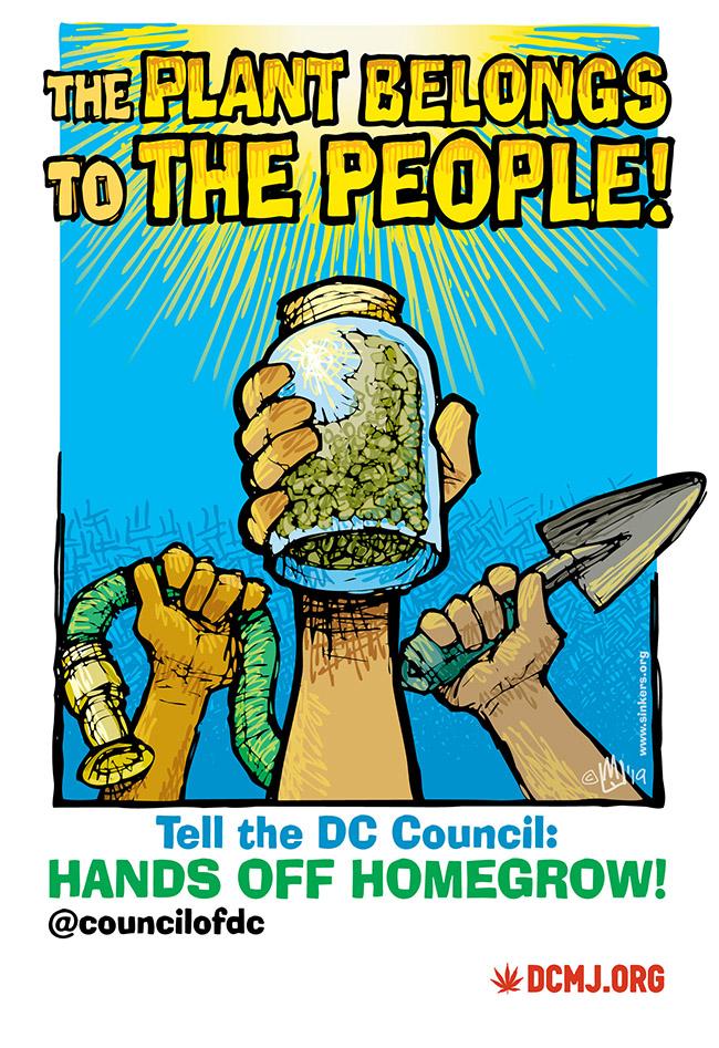 Hands off Homegrow!